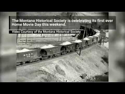 Montana Historical Society Will Celebrate Home Movie Day