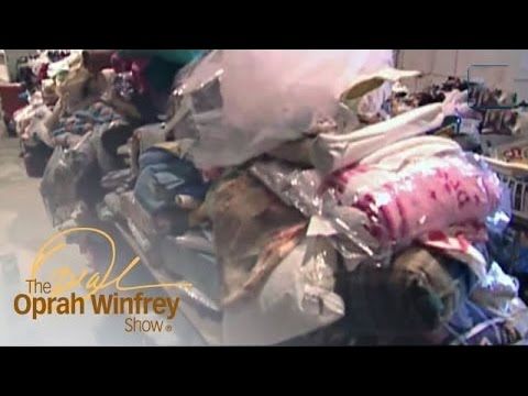 Peter Walsh Helps an Extreme Hoarder Confront Her Disorder | The Oprah Winfrey Show | OWN