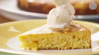 How to Make Flourless Orange Almond Cake