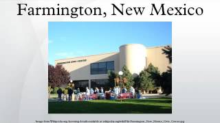 Farmington (NM) United States  city pictures gallery : Farmington, New Mexico