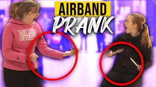 Air Band Prank
