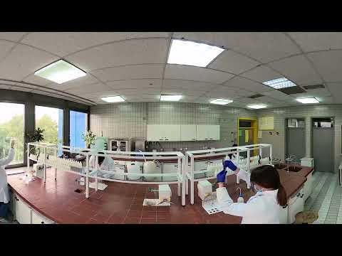 Студентска лабораторија за аналитичку хемију