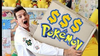$500+ Pokemon Card Mystery Box Unboxing by Unlisted Leaf