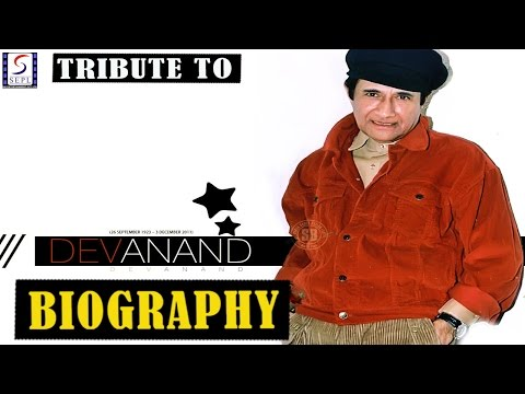 Video Biography l A Tribute To Dev Anand l Evergreen Bollywood Actor download in MP3, 3GP, MP4, WEBM, AVI, FLV January 2017