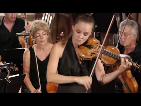 VIVALDI - Four Seasons - Alexandra Conunova - Orchestre International de Genève