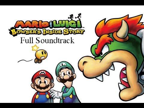 Mario and Luigi: Bowser's Inside Story - Full Soundtrack (OST)