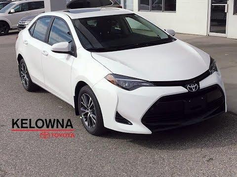 New 2019 Toyota Corolla LE I Upgrade Pkg. I Moonroof I Heated Steering Wheel