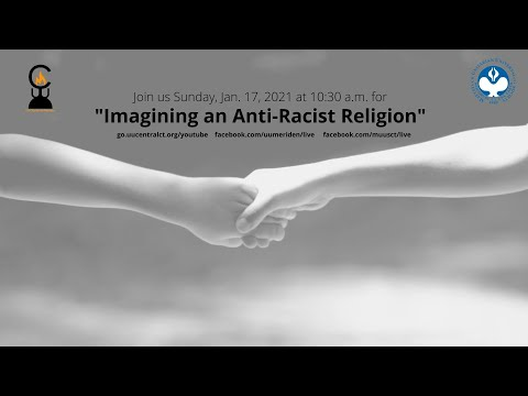 """Copy of """"Imagining an Anti-Racist Religion"""""""