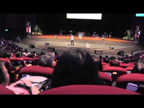 The testimony of Frances Yip at Calvary Convention Center on 8 September 2013
