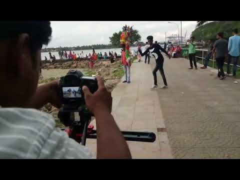 Dance In Marine Drive By A Boy For Amrita Tv Promotion