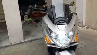 6. Vendo mi Kymco xcting del año 2007  500 cc