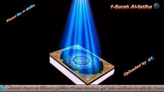Amazing recitation of 44 surahs of the holy Qur'an. full download video download mp3 download music download
