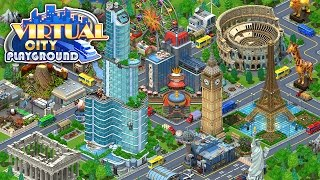 Virtual City Playground® YouTube video