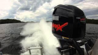 9. Yamaha Vmax 250 HPDI 3.3L