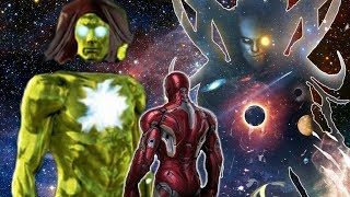 Video THE COSMIC ENTITIES In Avengers Endgame (They Already Exist In The MCU) MP3, 3GP, MP4, WEBM, AVI, FLV Maret 2019