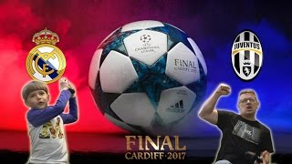 Video Real MADRID vs JUVENTUS UEFA Champions League FINAL in Cardiff FIFA 17 - Xbox One Family Game FUN MP3, 3GP, MP4, WEBM, AVI, FLV Desember 2017