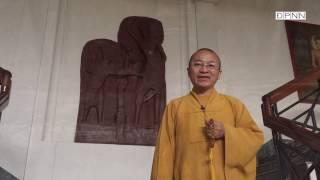 Hành hương Phật tích - Phó bản phù điêu Phật đản tại Lâm Tỳ Ni, Nepal, 18-02-2017