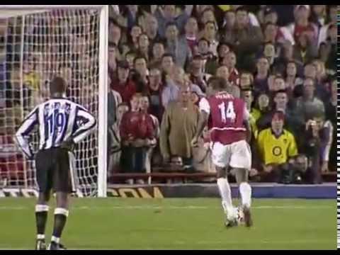 Round 7: Arsenal 3-2 Newcastle United [2003-2004]