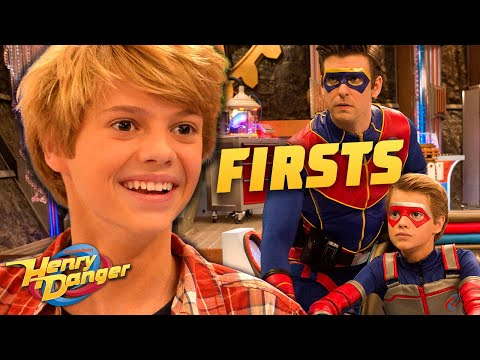 Every FIRST From Henry Danger! | Henry Danger