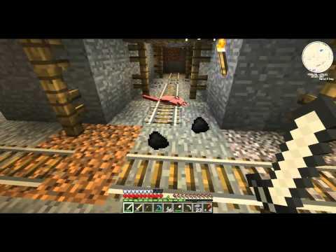 Minecraft 1.0.0 Husiek Gaming Solo Mo Creatures odc.70 Wyprawa do kopalni