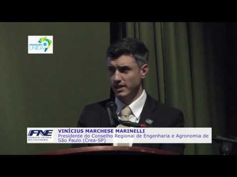 Vinícius Marchese Marinelli – Abertura