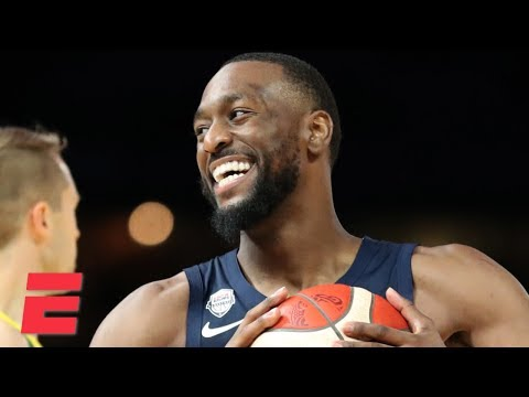 Video: Kemba Walker scores 23 to lead Team USA to win vs. Australia | FIBA World Cup