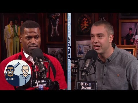 Stephen Jackson on LeBron James: It looks like no one is trying to stop him   Jalen & Jacoby   ESPN