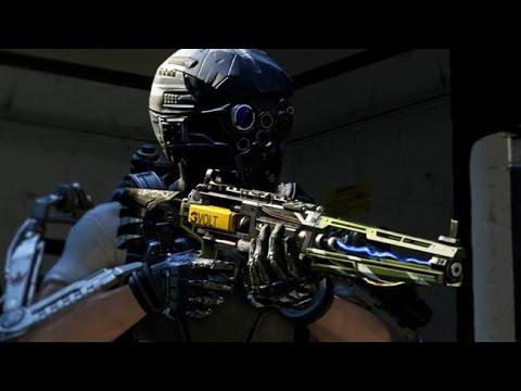 El nuevo tráiler de Call of Duty: Advanced Warfare muestra el rifle de asalto AE4
