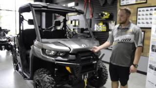 1. Defender HD8 XT Walk Through
