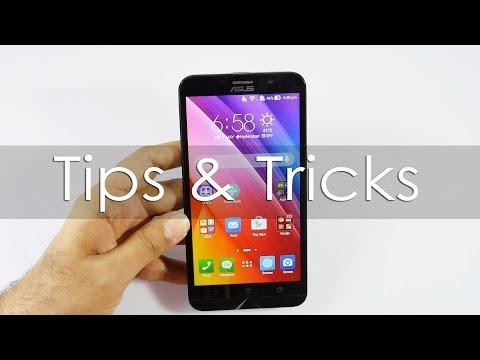 Asus Zenfone 2 Useful Tips & Tricks
