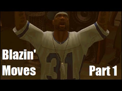 Def Jam FFNY: The Takeover Blazin' Moves part 1
