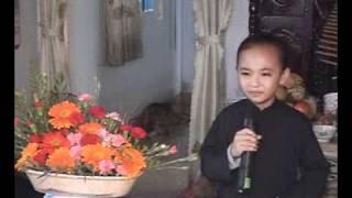 PGHH: Chữ Hiếu - Bé Như Ý 9 Tuổi Thuyết Pháp (NamMoADiDaPhat.org)