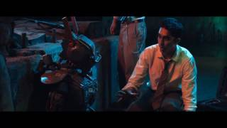 Chappie   Awakening  Scene    Chappie  2015  Movie  Clip  2 10  Ultra Hd