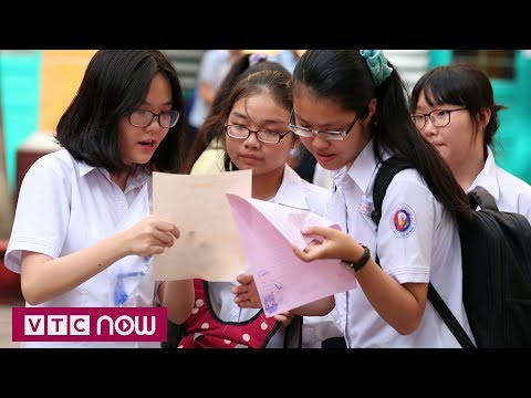 Hà Nội: 40.000 học sinh không được vào lớp 10 công lập| VTC1 - Thời lượng: 41 giây.