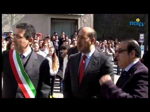 L'ambasciatore degli Emirati Arabi in Garfagnana