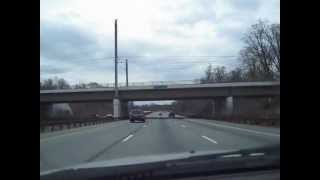 Montgomeryville (PA) United States  City pictures : USA: Driving North Wales, PA - Brandywine Creek State Park, DE (time lapse)
