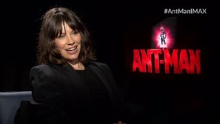Nonton IMAX® Ant-Man Chat: Evangeline Lilly Film Subtitle Indonesia Streaming Movie Download