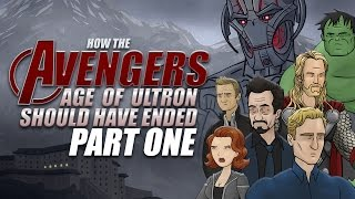 Download Youtube: How The Avengers: Age Of Ultron Should Have Ended - Part One