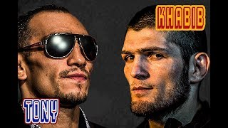 Video UFC 223 Tony Ferguson vs Khabib: Body Language Breakdown MP3, 3GP, MP4, WEBM, AVI, FLV Juli 2018