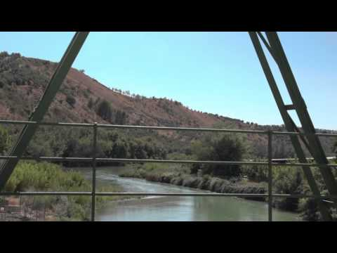 Luis de Armiñán´s bridge, Cuevas de San Marcos