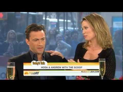 Andrew Shue - The Today Show.