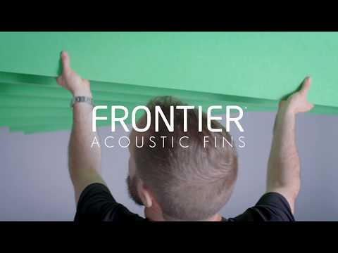Frontier™ Acoustic Fins - Install Guide
