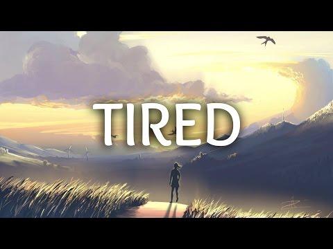 Alan Walker - Tired (Lyrics) ft. Gavin James