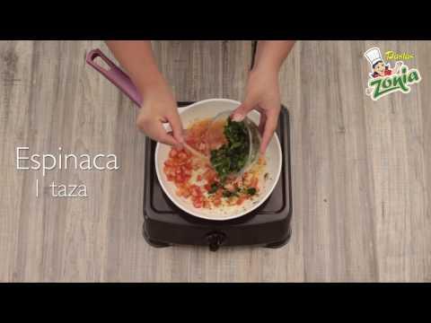 Conchitas mixtas con vegetales | PASTAS ZONIA