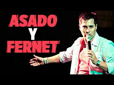 Los Caligaris - Asado y Fernet (video oficial)