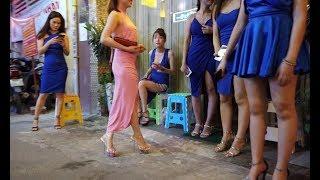 Video Walking around Massage Street in Saigon(Hochiminh), Vietnam 2019 April, Can I use credit card? MP3, 3GP, MP4, WEBM, AVI, FLV Juli 2019