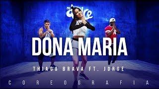 image of Dona Maria - Thiago Brava Ft. Jorge   FitDance TV (Coreografia) Dance Video