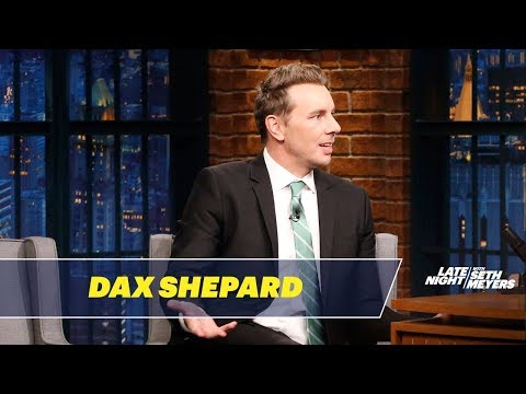 Dax Shepard Specializes in Playing Stupid Characters