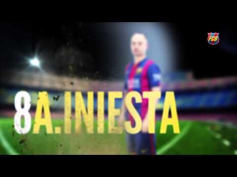 madrid - FC Barcelona squad list for Real Madrid game at Santiago Bernabeu, October 25th. 18 Barca player for El Clásico. Conoce a los 18 jugadores que ha citado Luis Enrique para...