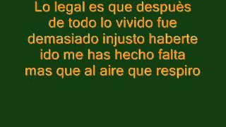 Video El Bebeto - Lo Legal. (Con letra) MP3, 3GP, MP4, WEBM, AVI, FLV Juni 2018